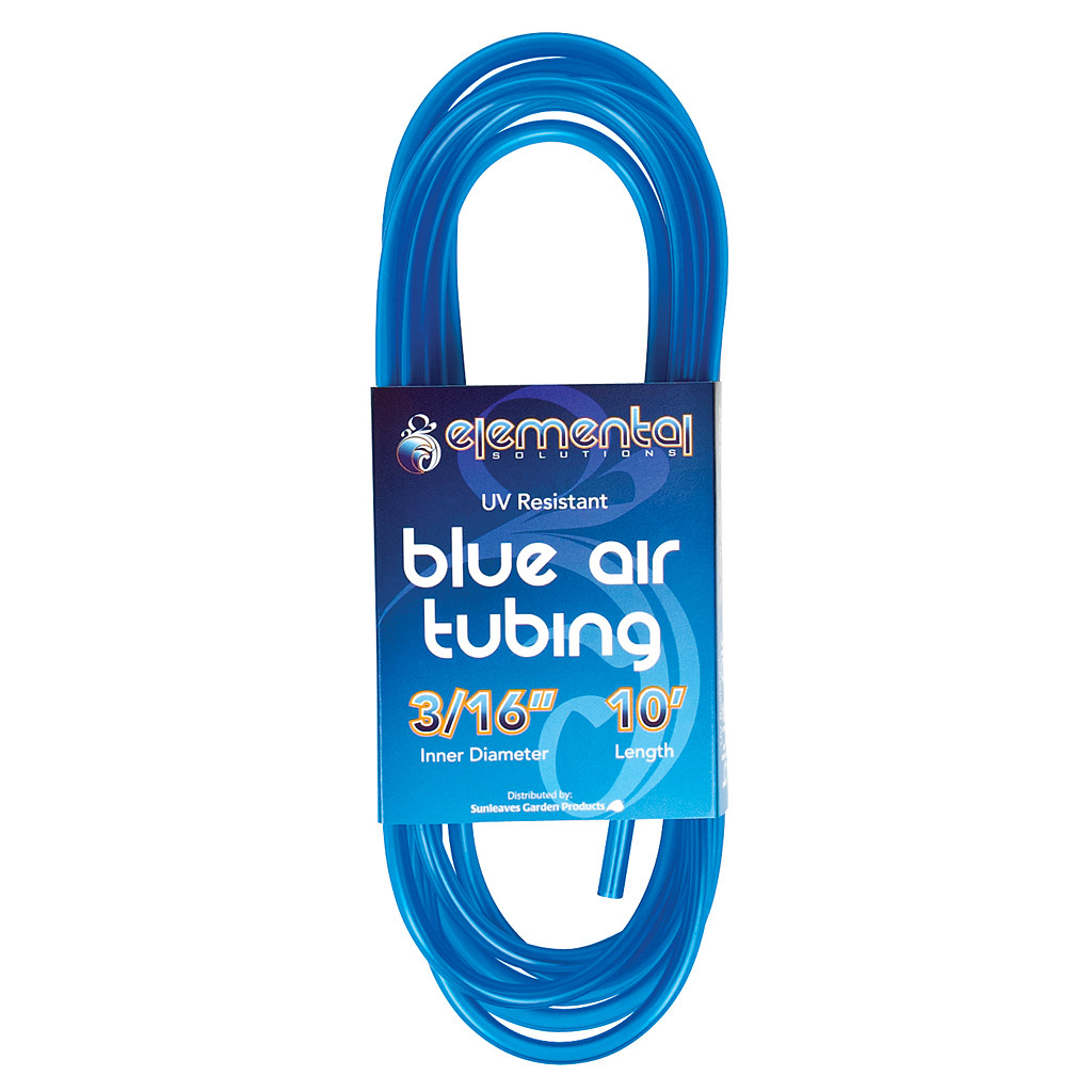 "Elemental 3/16"" Blue Air Tubing"