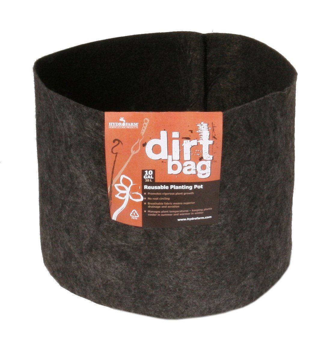 Dirt Pot 10 Gallon No Handles
