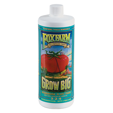 Foxfarm Grow Big,1 Quart