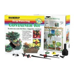 Raindrip Container Drip Kit With Anti-Syphon